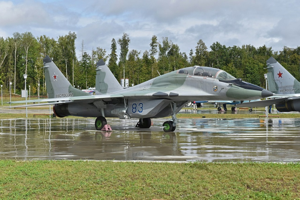 "MIKOYAN GOUREVITCH (MIG) MiG-29 ""FULCRUM""  Mig-2915"