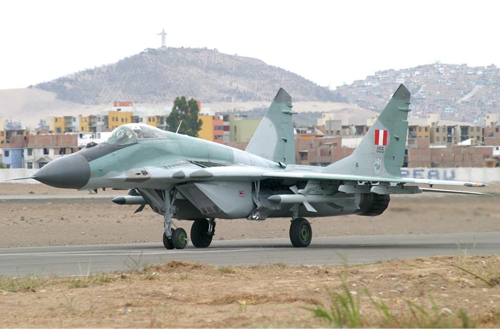 "MIKOYAN GOUREVITCH (MIG) MiG-29 ""FULCRUM""  Mig-2917"