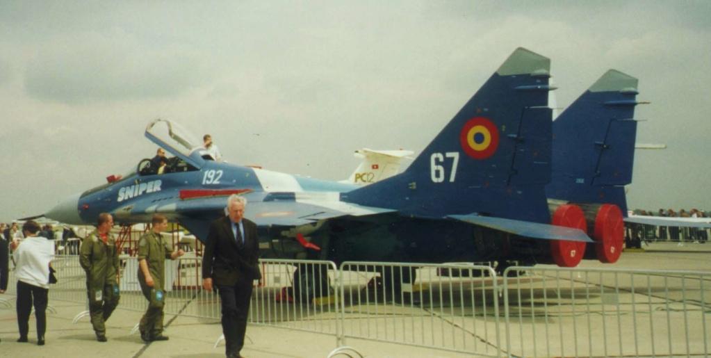 "MIKOYAN GOUREVITCH (MIG) MiG-29 ""FULCRUM""  Mig-2921"
