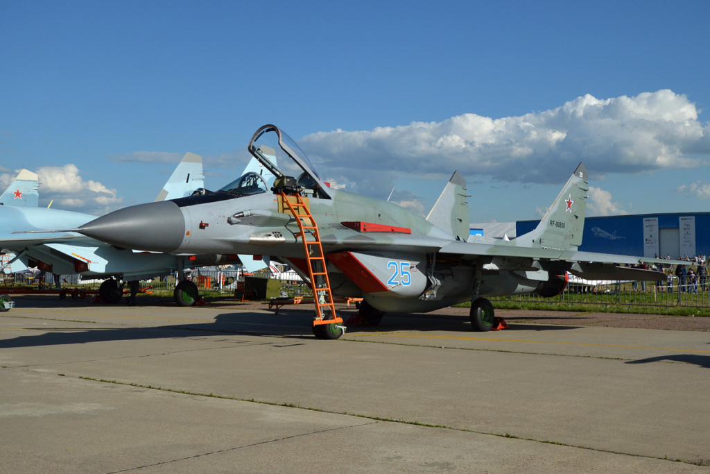 "MIKOYAN GOUREVITCH (MIG) MiG-29 ""FULCRUM""  Mig-2922"