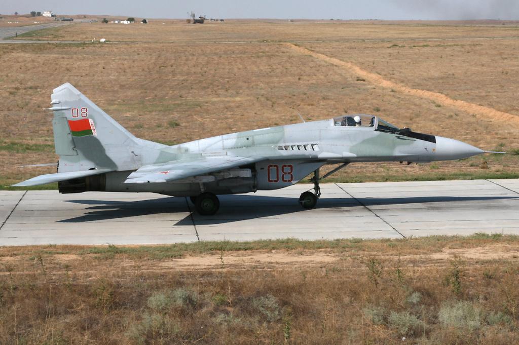 "MIKOYAN GOUREVITCH (MIG) MiG-29 ""FULCRUM""  Mig-2923"