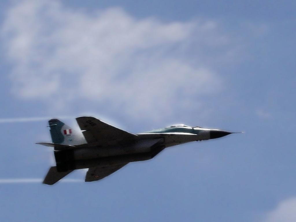 "MIKOYAN GOUREVITCH (MIG) MiG-29 ""FULCRUM""  Mig-2925"