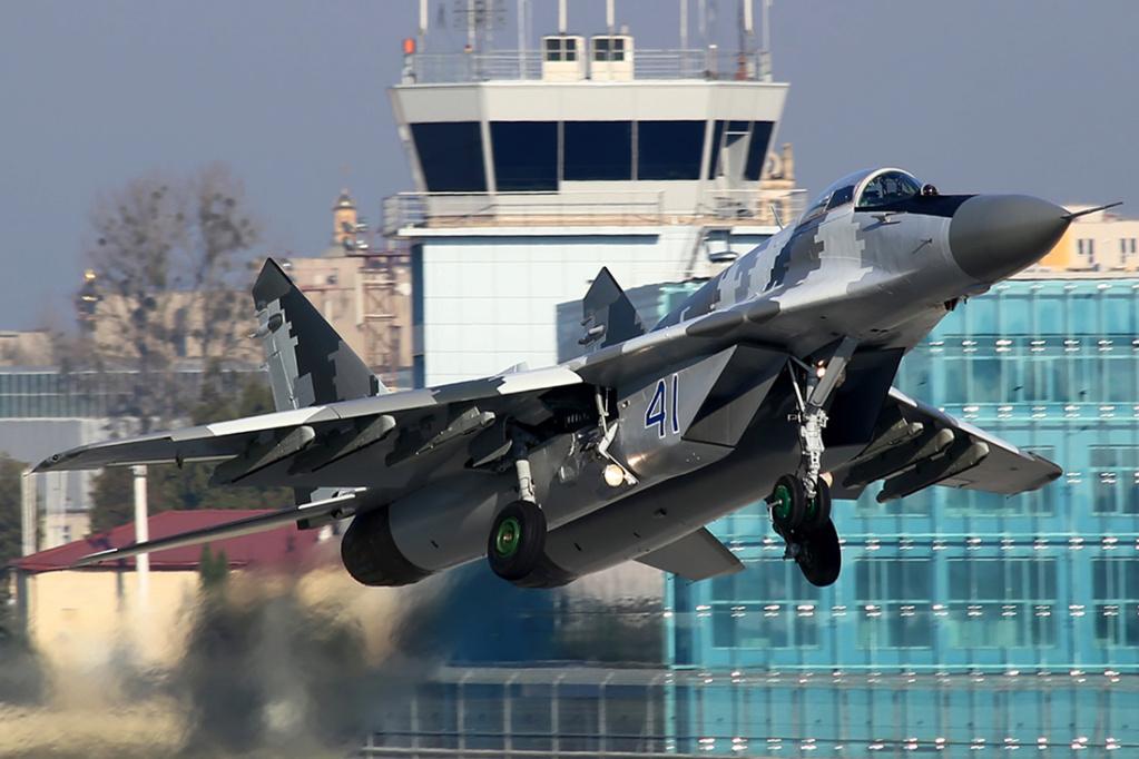 "MIKOYAN GOUREVITCH (MIG) MiG-29 ""FULCRUM""  Mig-2926"