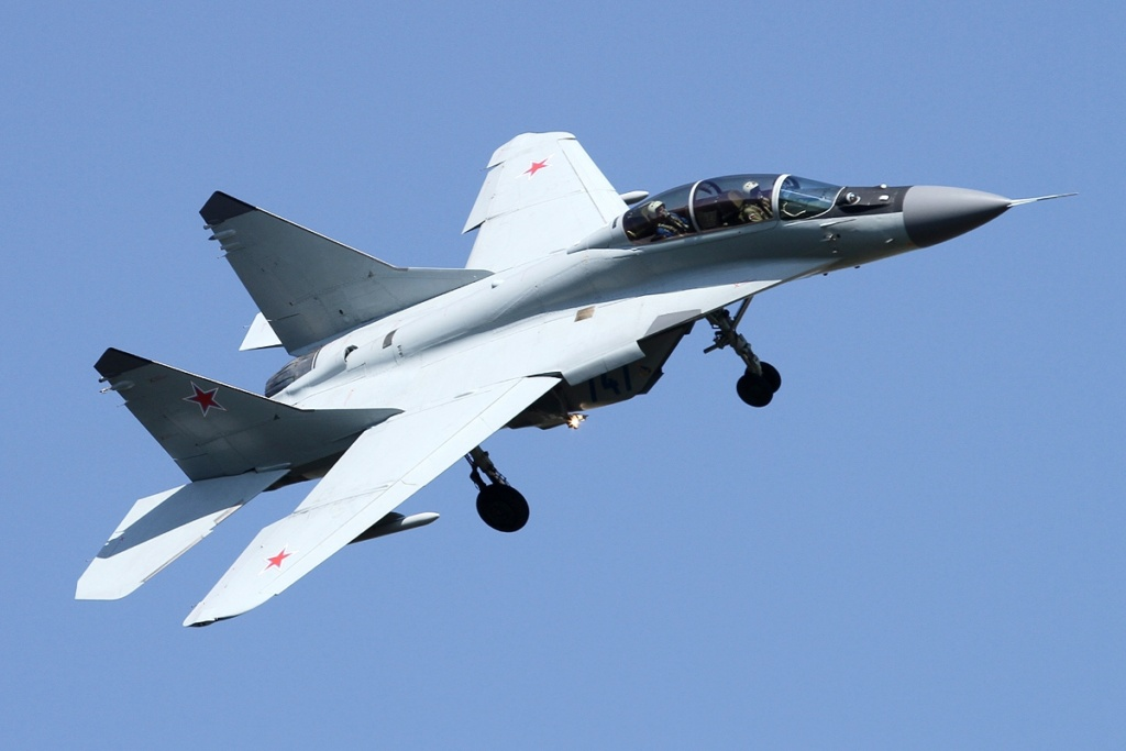 "MIKOYAN GOUREVITCH (MIG) MiG-29 ""FULCRUM""  Mig-2927"