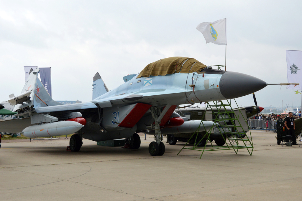 "MIKOYAN GOUREVITCH (MIG) MiG-29 ""FULCRUM""  Mig-2930"