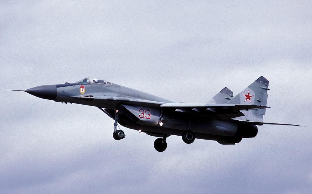 "MIKOYAN GOUREVITCH (MIG) MiG-29 ""FULCRUM""  Mig-2933"