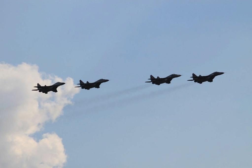 "MIKOYAN GOUREVITCH (MIG) MiG-29 ""FULCRUM""  Mig-2936"