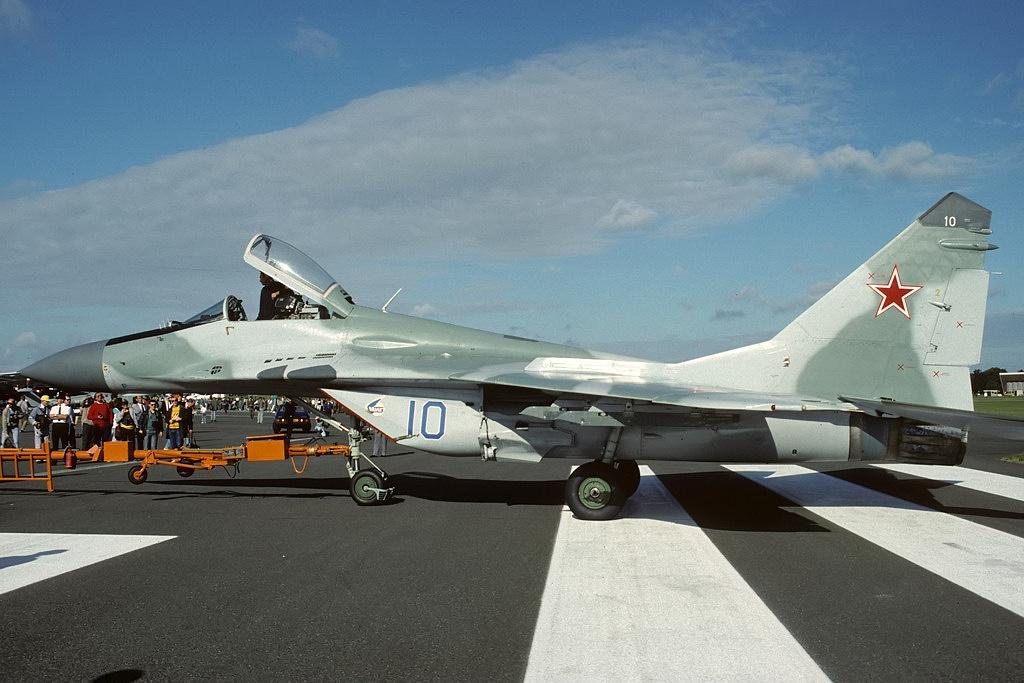 "MIKOYAN GOUREVITCH (MIG) MiG-29 ""FULCRUM""  Mig-2937"
