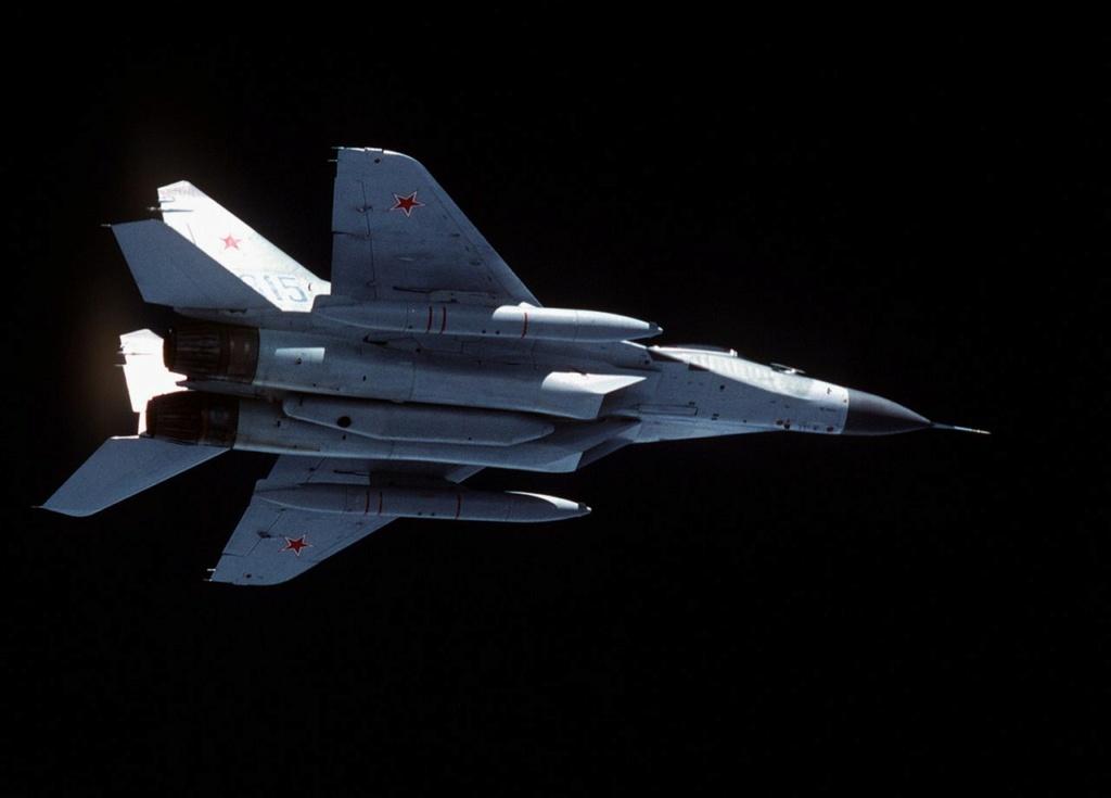 "MIKOYAN GOUREVITCH (MIG) MiG-29 ""FULCRUM""  Mig-2938"