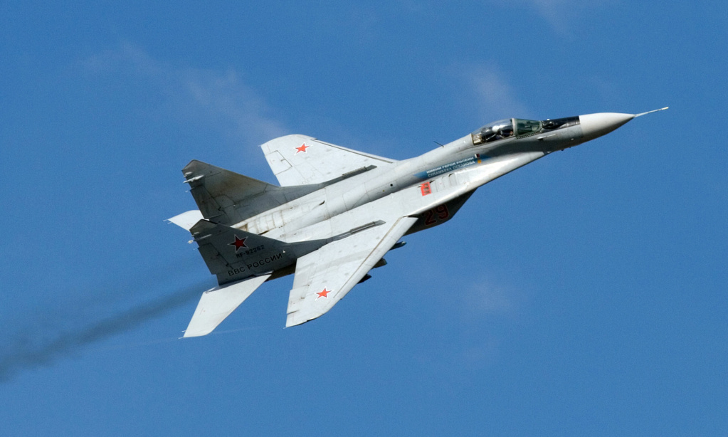 "MIKOYAN GOUREVITCH (MIG) MiG-29 ""FULCRUM""  Mig-2941"