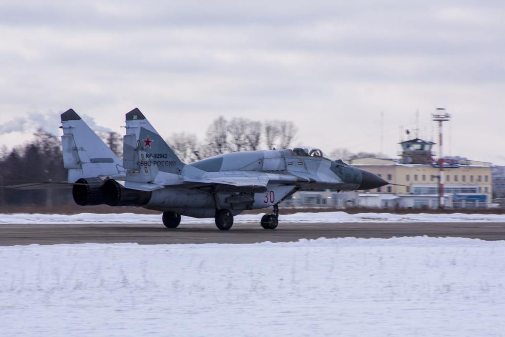 "MIKOYAN GOUREVITCH (MIG) MiG-29 ""FULCRUM""  Mig-2942"
