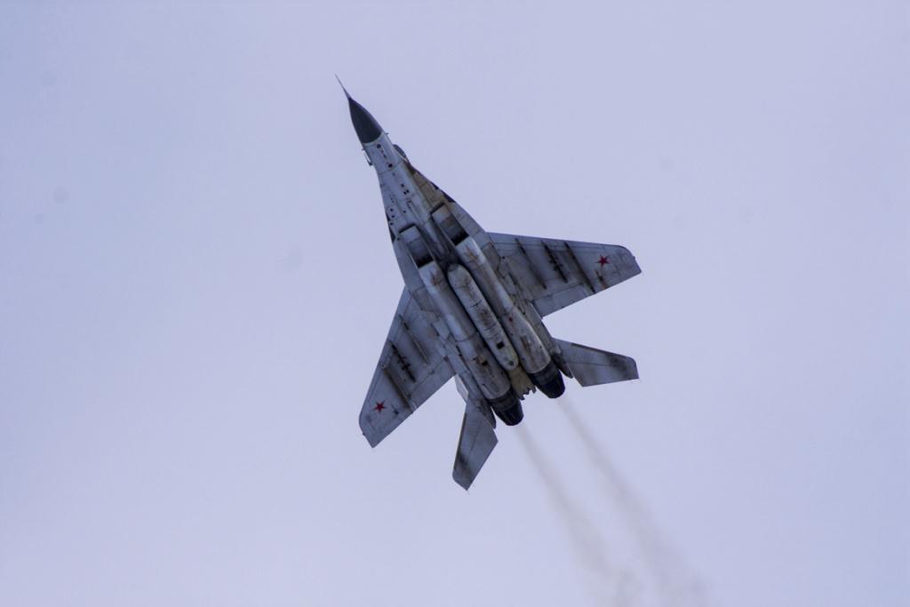 "MIKOYAN GOUREVITCH (MIG) MiG-29 ""FULCRUM""  Mig-2943"