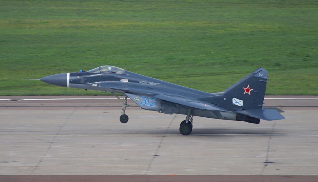 "MIKOYAN GOUREVITCH (MIG) MiG-29 ""FULCRUM""  Mig-2948"