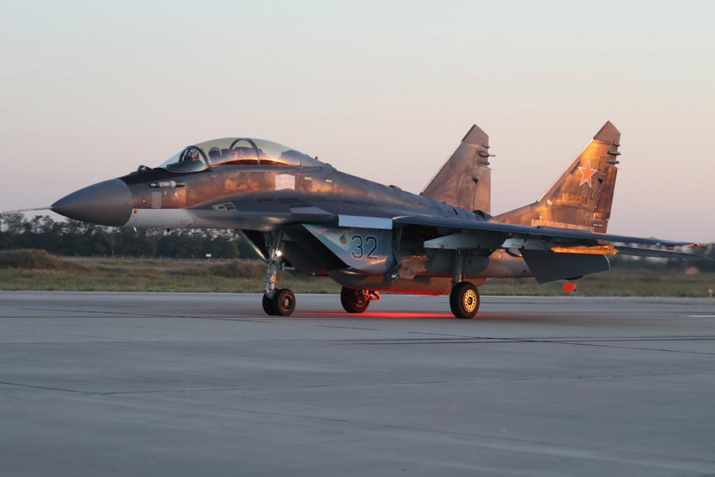 "MIKOYAN GOUREVITCH (MIG) MiG-29 ""FULCRUM""  Mig-2949"