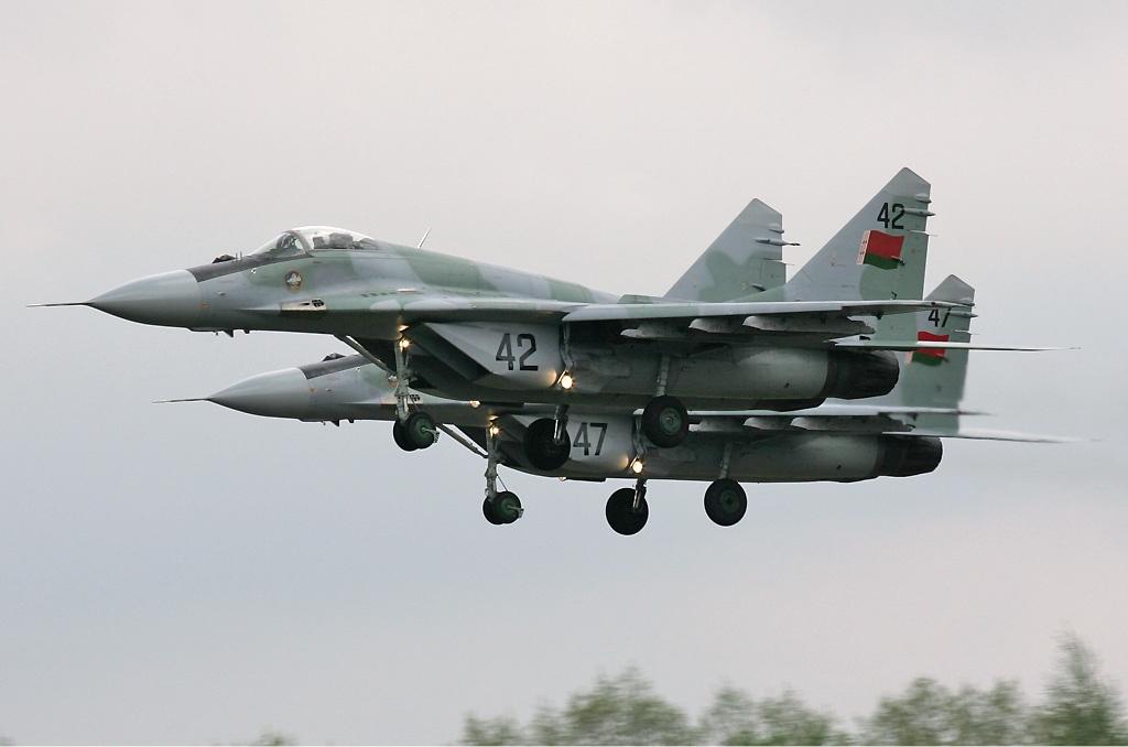 "MIKOYAN GOUREVITCH (MIG) MiG-29 ""FULCRUM""  Mig-2951"