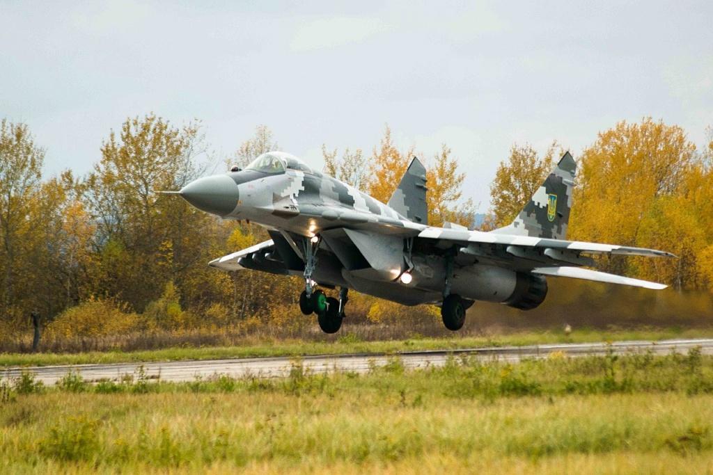 "MIKOYAN GOUREVITCH (MIG) MiG-29 ""FULCRUM""  Mig-2953"