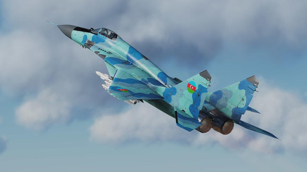 "MIKOYAN GOUREVITCH (MIG) MiG-29 ""FULCRUM""  Mig-2955"