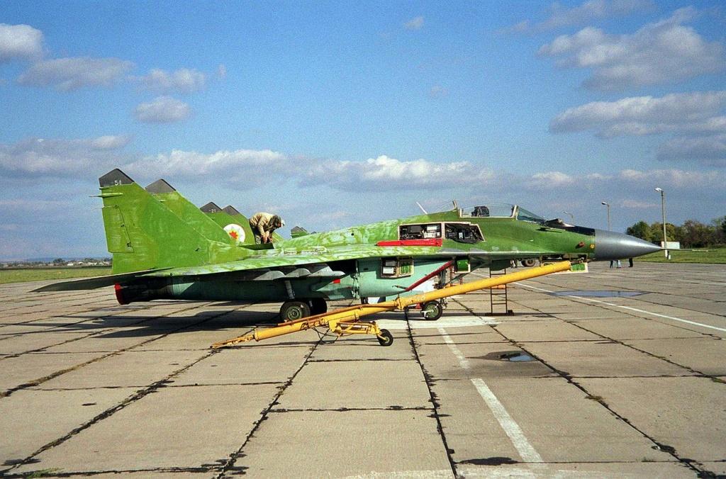 "MIKOYAN GOUREVITCH (MIG) MiG-29 ""FULCRUM""  Mig-2959"