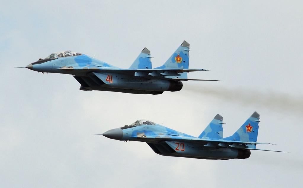 "MIKOYAN GOUREVITCH (MIG) MiG-29 ""FULCRUM""  Mig-2960"