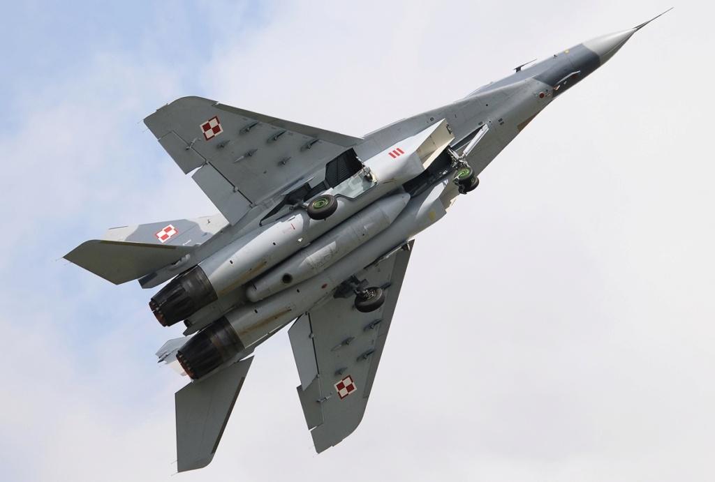 "MIKOYAN GOUREVITCH (MIG) MiG-29 ""FULCRUM""  Mig-2962"
