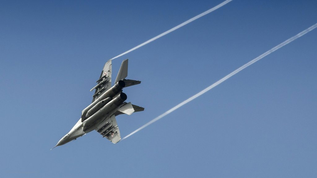 "MIKOYAN GOUREVITCH (MIG) MiG-29 ""FULCRUM""  Mig-2963"