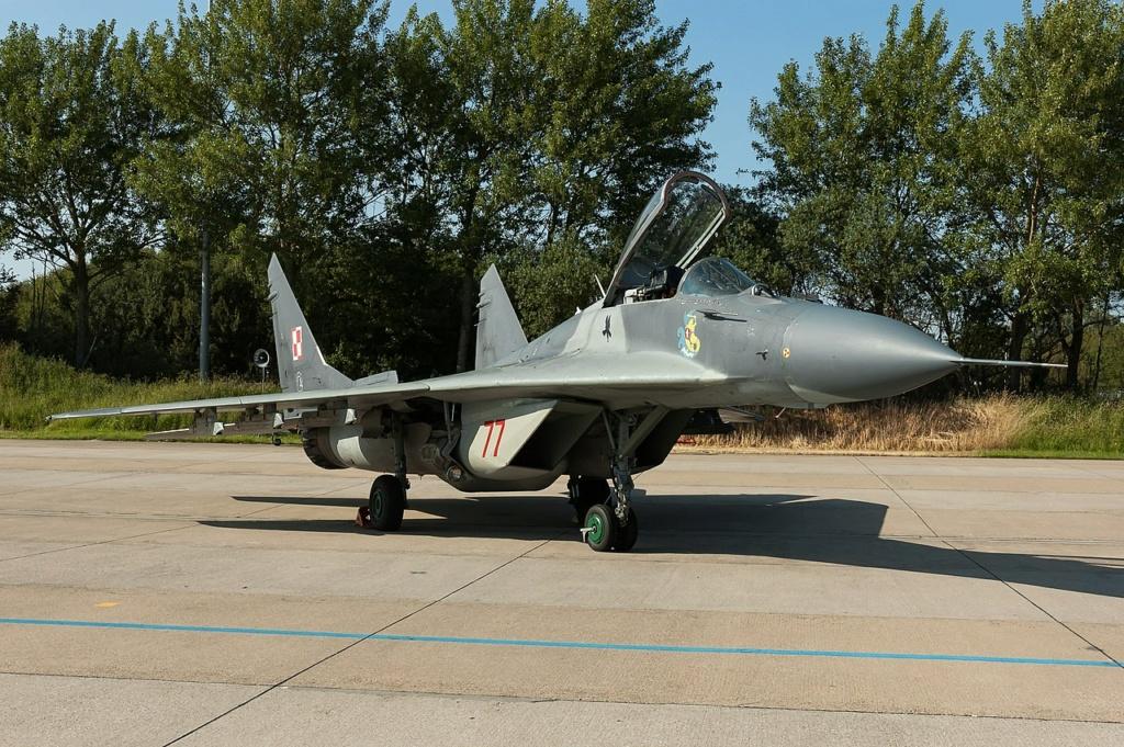 "MIKOYAN GOUREVITCH (MIG) MiG-29 ""FULCRUM""  Mig-2964"