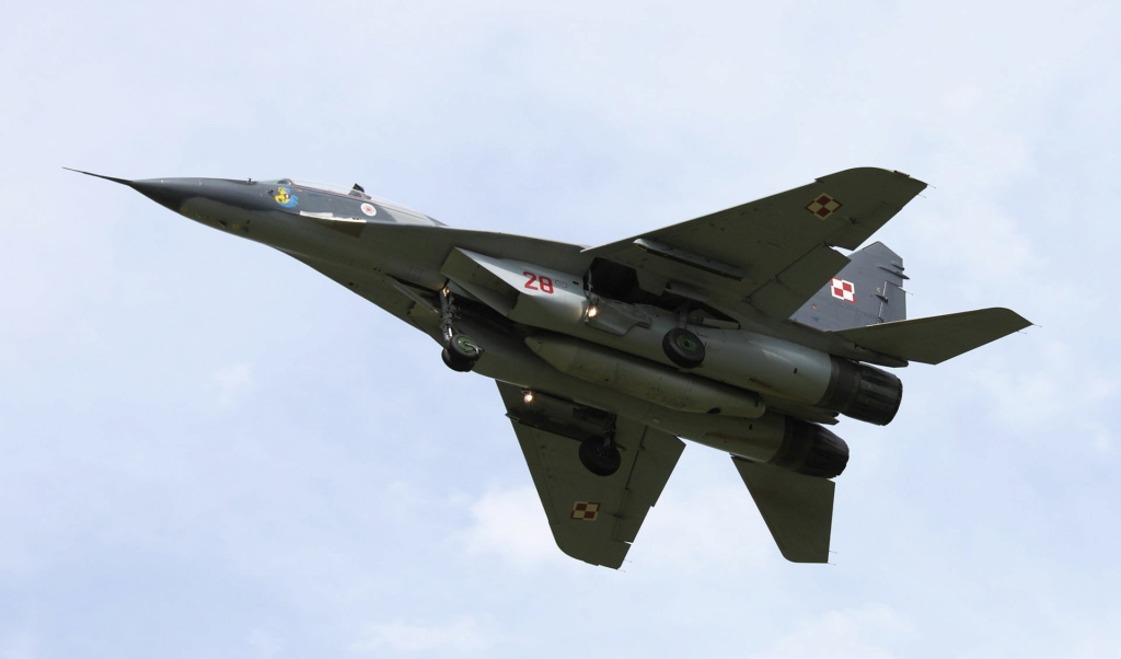 "MIKOYAN GOUREVITCH (MIG) MiG-29 ""FULCRUM""  Mig-2965"