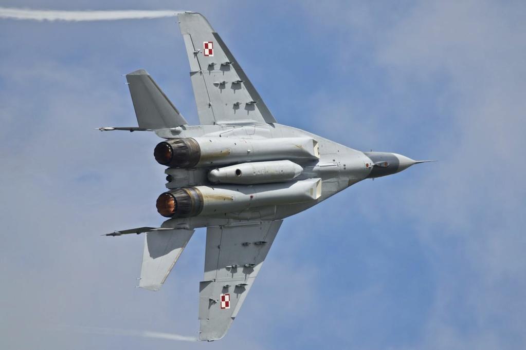 "MIKOYAN GOUREVITCH (MIG) MiG-29 ""FULCRUM""  Mig-2966"