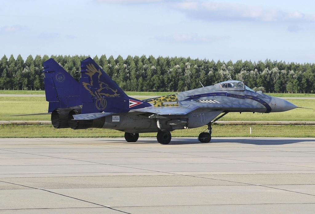 "MIKOYAN GOUREVITCH (MIG) MiG-29 ""FULCRUM""  Mig-2968"