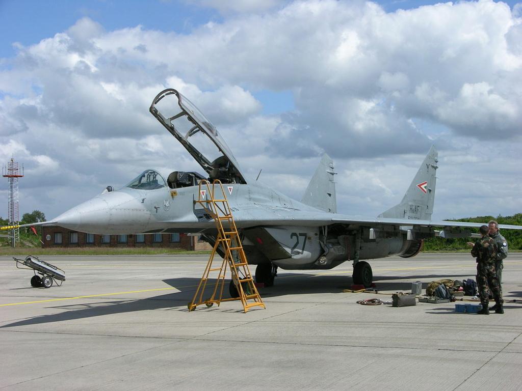 "MIKOYAN GOUREVITCH (MIG) MiG-29 ""FULCRUM""  Mig-2970"