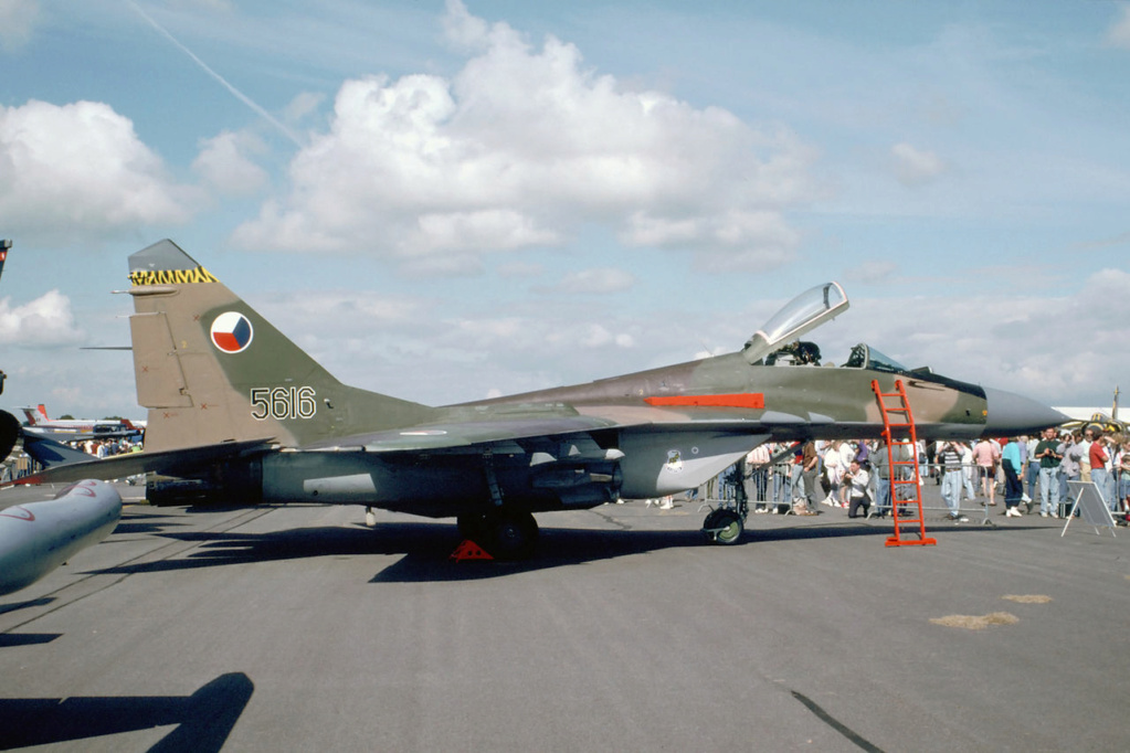 "MIKOYAN GOUREVITCH (MIG) MiG-29 ""FULCRUM""  Mig-2971"