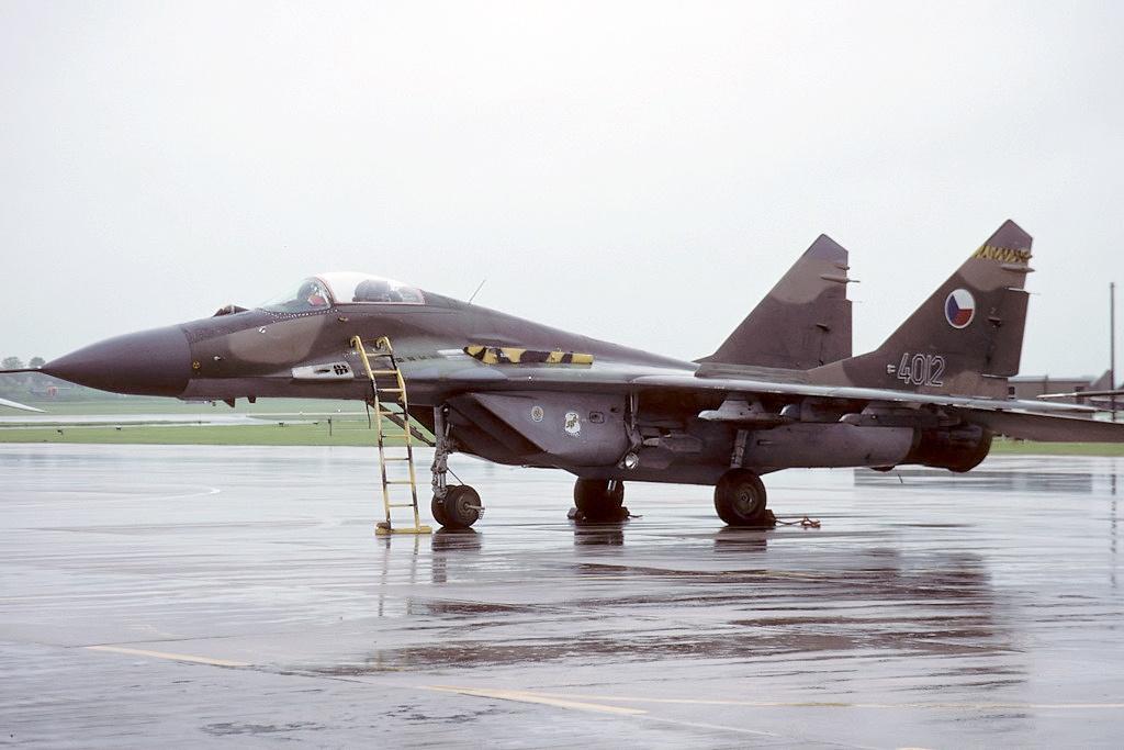 "MIKOYAN GOUREVITCH (MIG) MiG-29 ""FULCRUM""  Mig-2973"