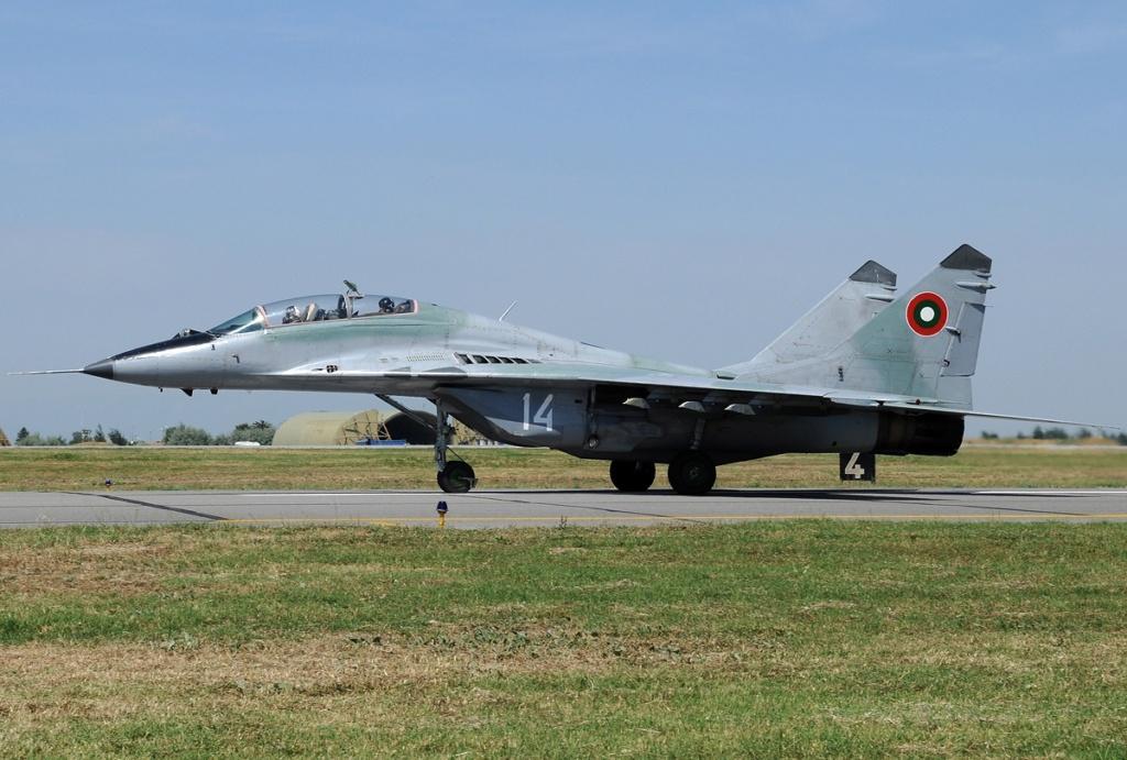 "MIKOYAN GOUREVITCH (MIG) MiG-29 ""FULCRUM""  Mig-2981"