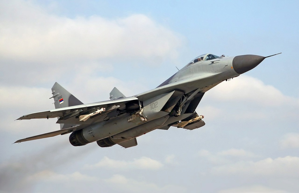 "MIKOYAN GOUREVITCH (MIG) MiG-29 ""FULCRUM""  Mig-2985"