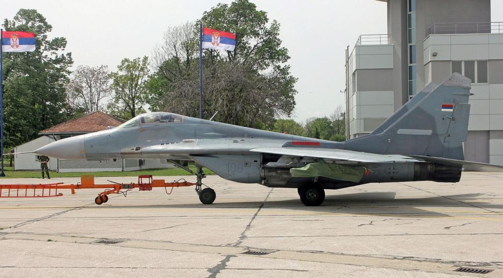 "MIKOYAN GOUREVITCH (MIG) MiG-29 ""FULCRUM""  Mig-2986"