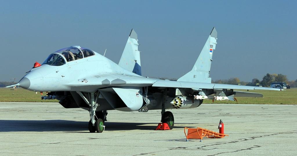 "MIKOYAN GOUREVITCH (MIG) MiG-29 ""FULCRUM""  Mig-2987"