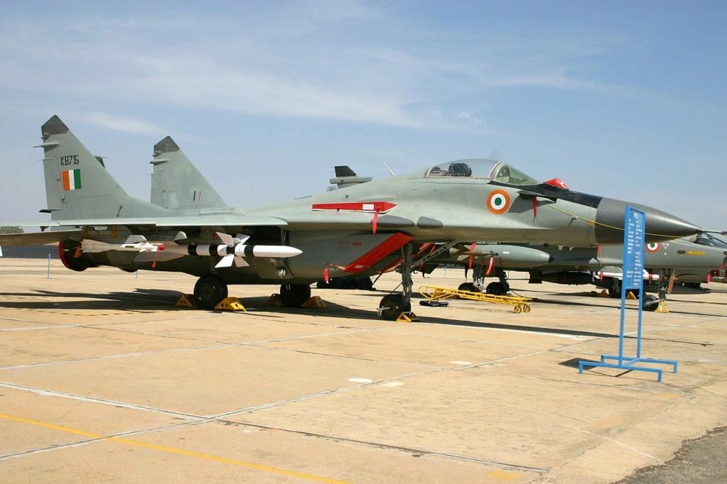 "MIKOYAN GOUREVITCH (MIG) MiG-29 ""FULCRUM""  Mig-2995"