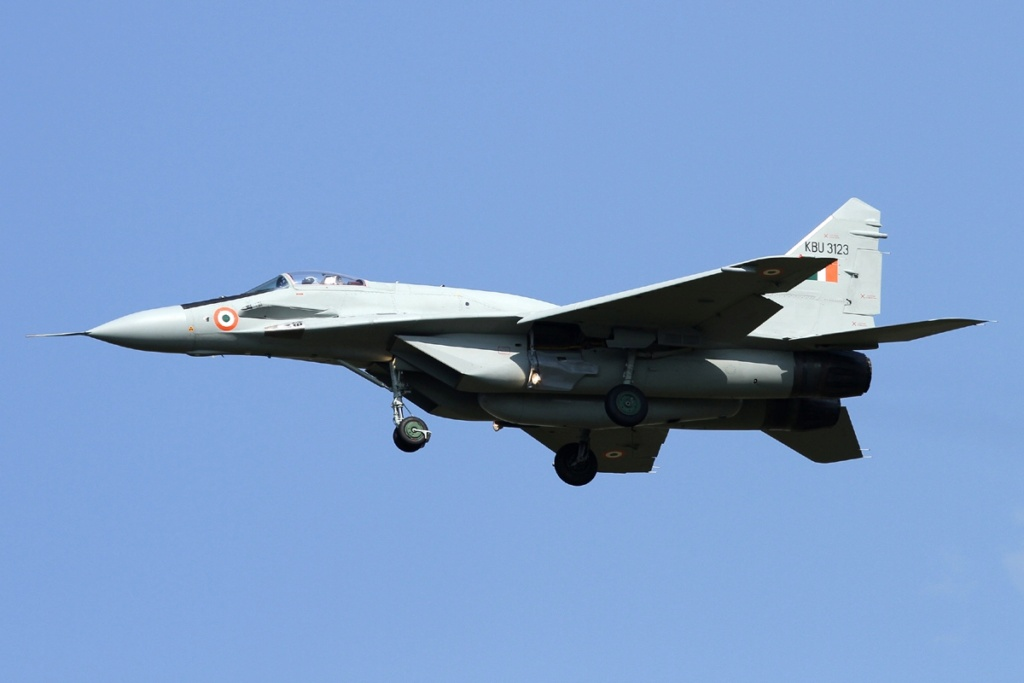 "MIKOYAN GOUREVITCH (MIG) MiG-29 ""FULCRUM""  Mig-2996"