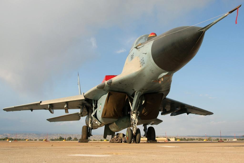 "MIKOYAN GOUREVITCH (MIG) MiG-29 ""FULCRUM""  Mig-2999"