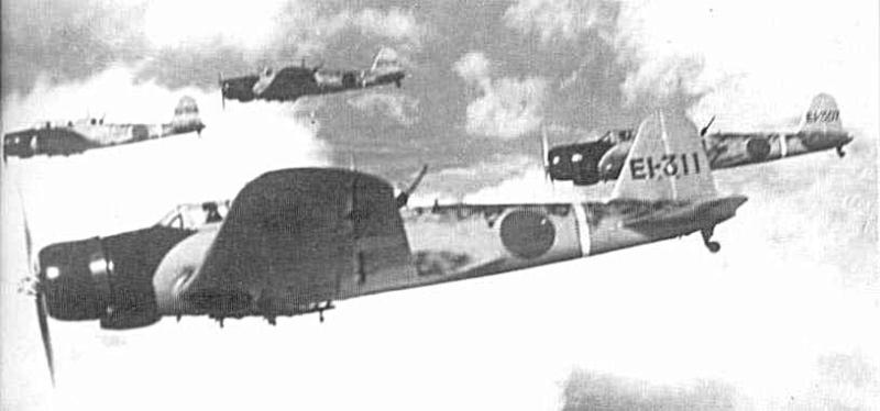 BATAILLE DE LA MER DE CORAIL (MAI 1942) (Terminé) Nakaji11
