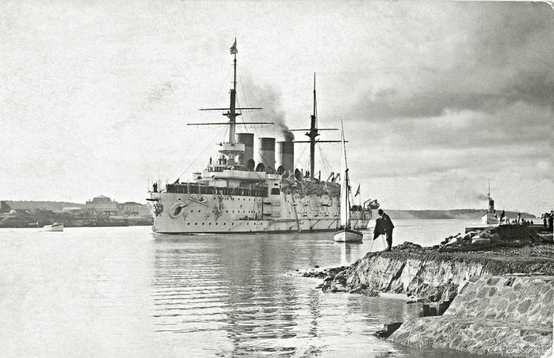 [Article] BATAILLE DE TSUSHIMA (27-28 MAI 1905) (Terminé) Oslyab10