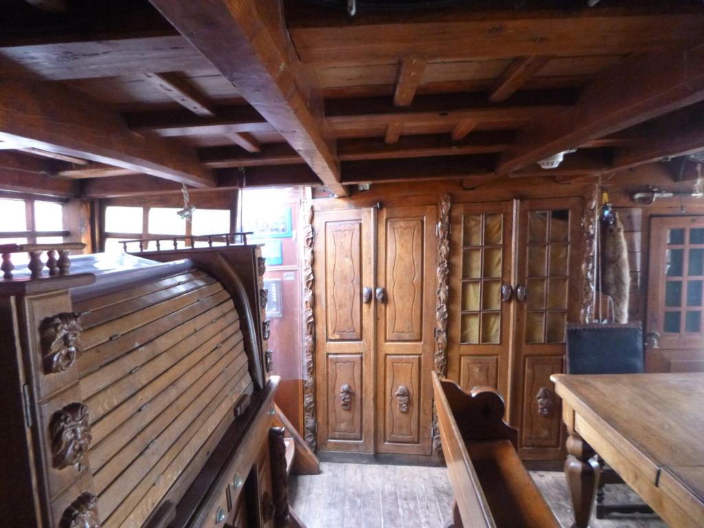 Visite de la frégate Shtandart à Nantes P1040623