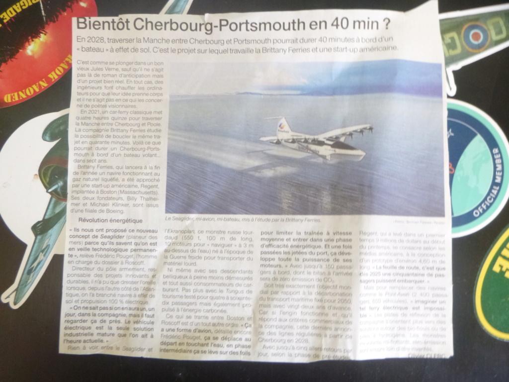 Cherbourg-Portsmouth en 40 minutes ?  P1050110