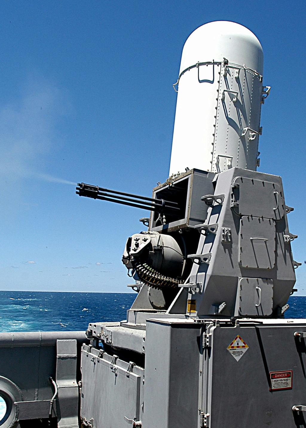 PORTE-AVIONS USS ENTERPRISE (CVN-65) Phalan17