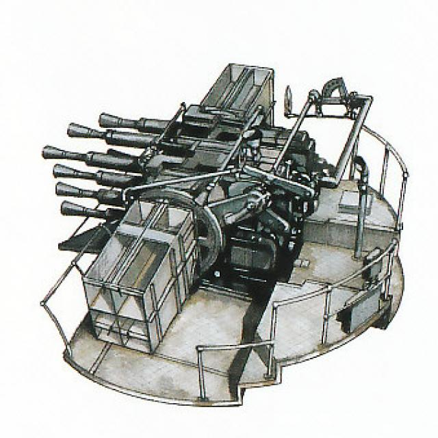 DESTROYERS LANCE-MISSILES CLASSE SHEFFIELD (TYPE 42) (NV) Pom-po10