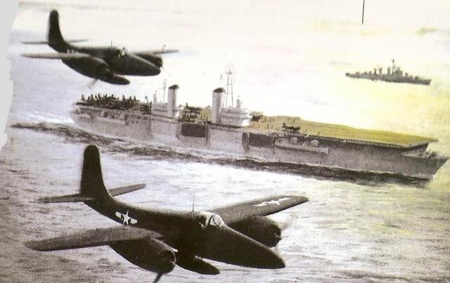 PORTE-AVIONS USS ENTERPRISE (CVN-65) Projet20