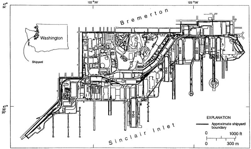 DESTROYERS CLASSE BAGLEY (ETATS UNIS) (Terminé) Puget_10