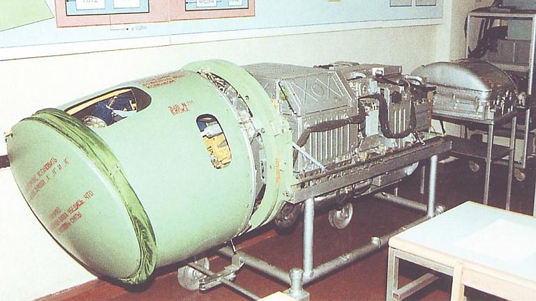 SUKHOÏ SU-27 FLANKER Radar_13