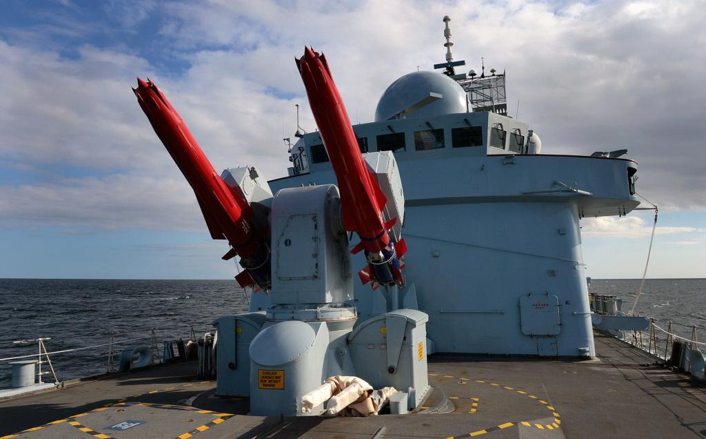DESTROYERS LANCE-MISSILES CLASSE SHEFFIELD (TYPE 42) (NV) Sea_da10