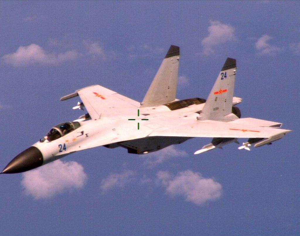 SUKHOÏ SU-27 FLANKER Shenya13